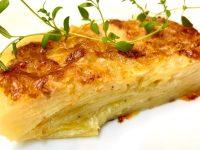 Cartofi gratinati, reteta cartofi gratinati, retete bonfood, cartofi gratinati cu branza, cartofi gratinati cu bacon, cartofi gratinati cu cascaval, cartofi gratinati simpli, cartofi gratinati rapid, retete frantuzesti cu cartofi, gratin de pommes de terre,